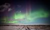 """""""Under The Aurora"""" I, Cochrane, Alberta."""