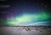 """""""Under The Aurora"""" II, Cochrane, Alberta."""