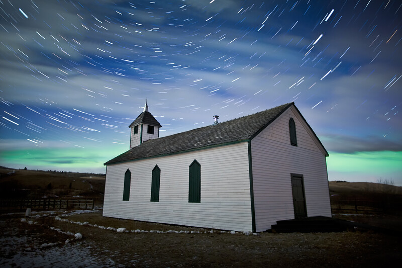 """Sanctuary"" I, Morley, Alberta."