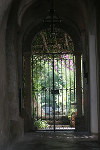 Garden Entrance in Ravello