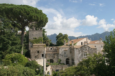 Residences in Ravello