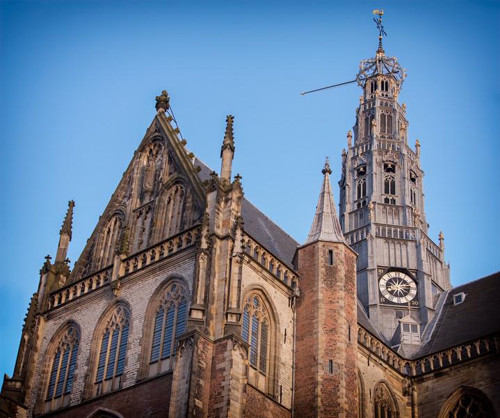 Grote of Saint Bavokerk