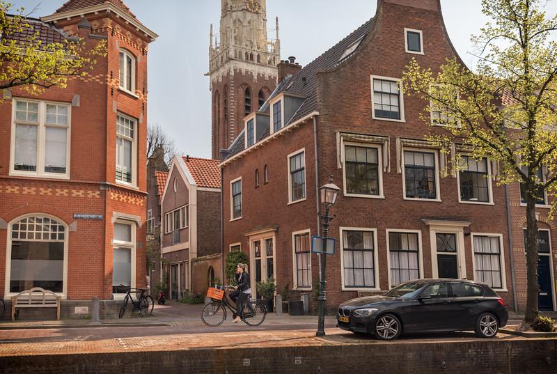 Bakenessergracht canal street