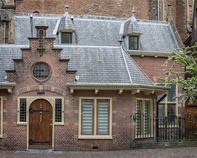 Campus of Grote of Saint Bavokerk