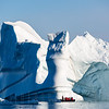 Exploring the Icebergs