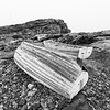 Old wooden boats