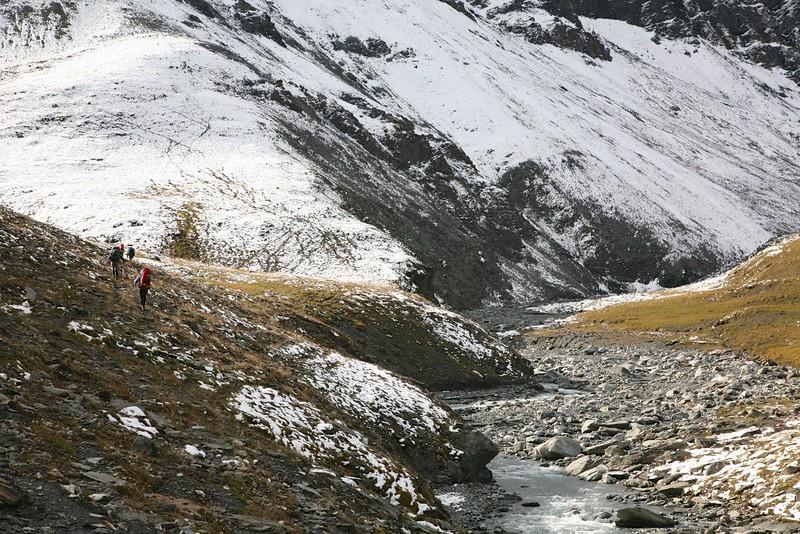 Rounding the corner - Arctic National Wildlife Refuge