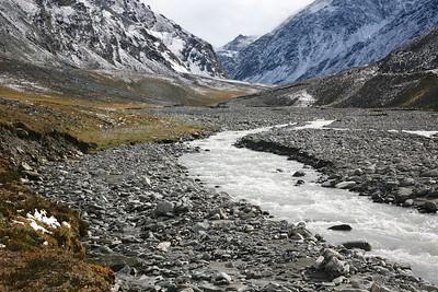 Upper east fork of the Jago River - Arctic National Wildlife Refuge