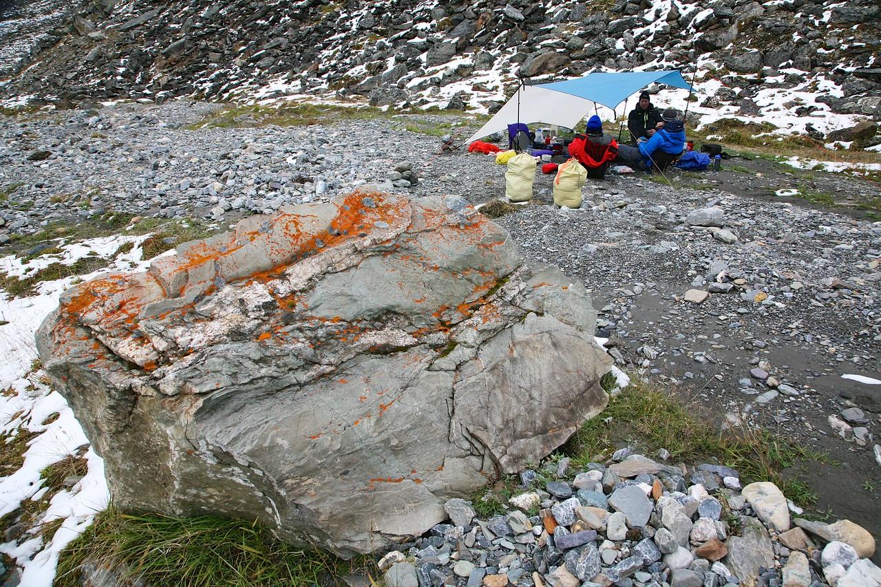 Camp 1 on the Jago - Arctic National Wildlife Refuge