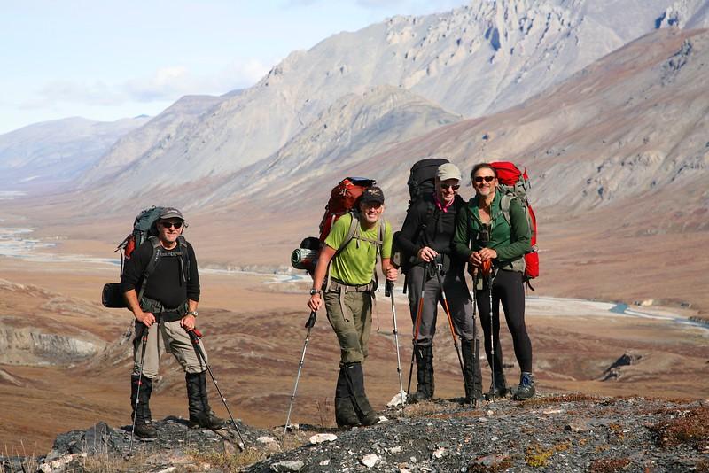 Rich Fangen, Kirk Dawson, Oliver Buschan, & Mark Stevens 2015 - Arctic National Wildlife Refuge
