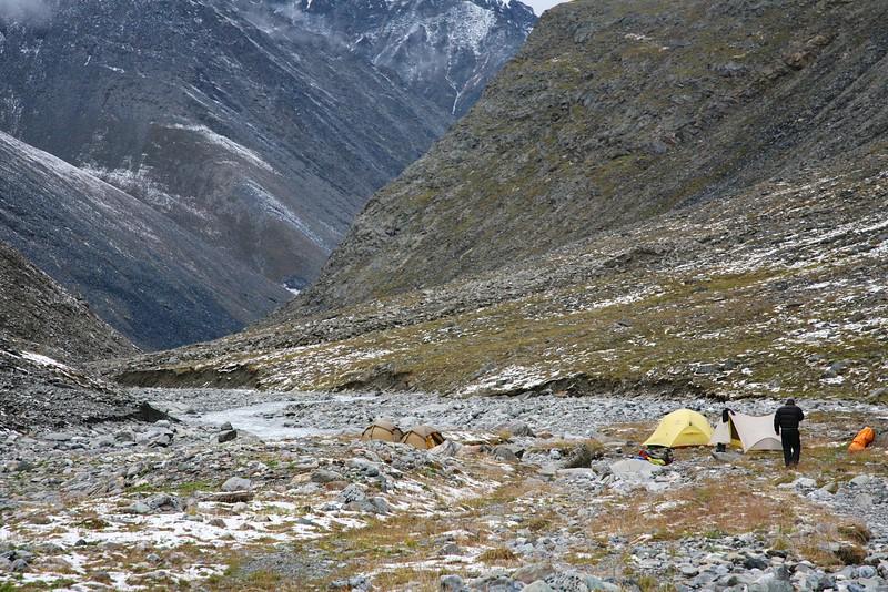 Camp 1 - Arctic National Wildlife Refuge