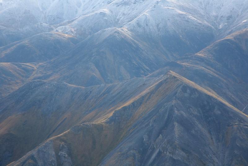 Termination dust - Arctic National Wildlife Refuge