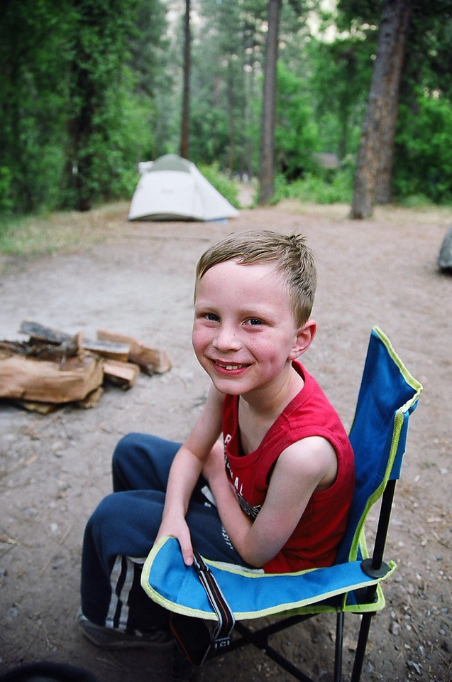 Cave Springs Campground, Sedona, Arizona. May 2013.