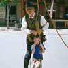 Kyle getting hung by the sheriff. Tombstone, Arizona. May 2013.