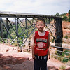 Another shot from the lookout in Sedona, Arizona. May 2013.