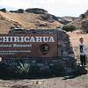Next stop was Chiricahua  (pronounced cheer-uh cow-uh) National Monument in southeastern Arizona. We camped for three nights in the dispersed camping outside of the park. Free firewood and no rules! Yippee! May 2013.