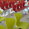 Rainbow of Chairs