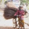 Broom Lady