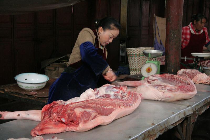Butcher-ess