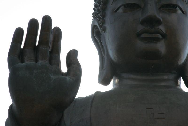 Giant Buddah