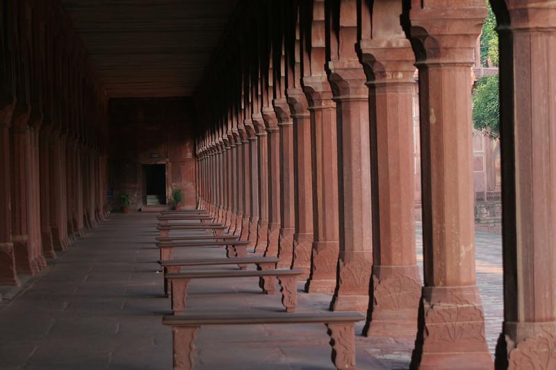 Corridor of Columns