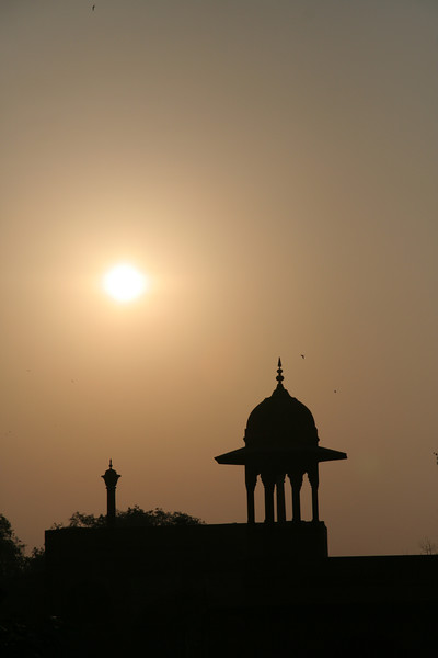 Taj Entrance