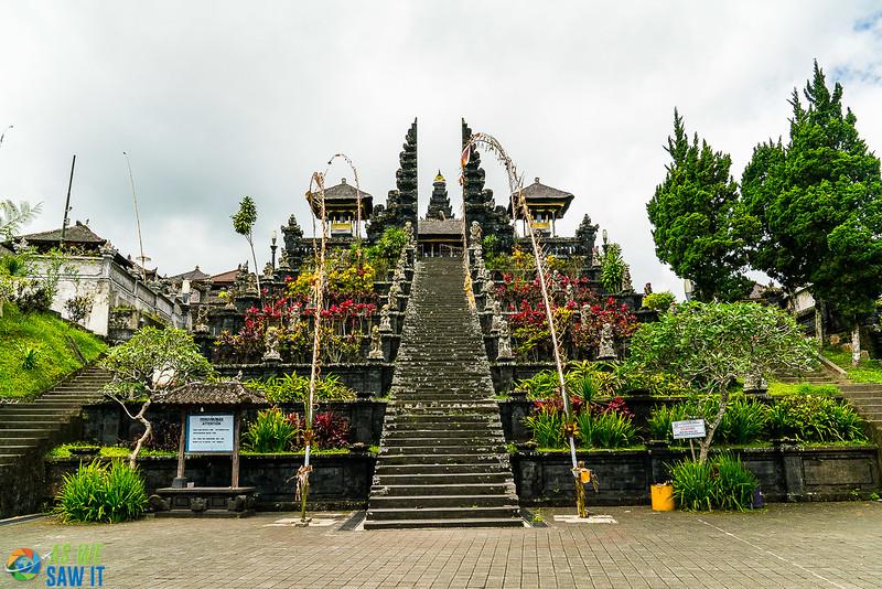 the mother temple, pura besakih