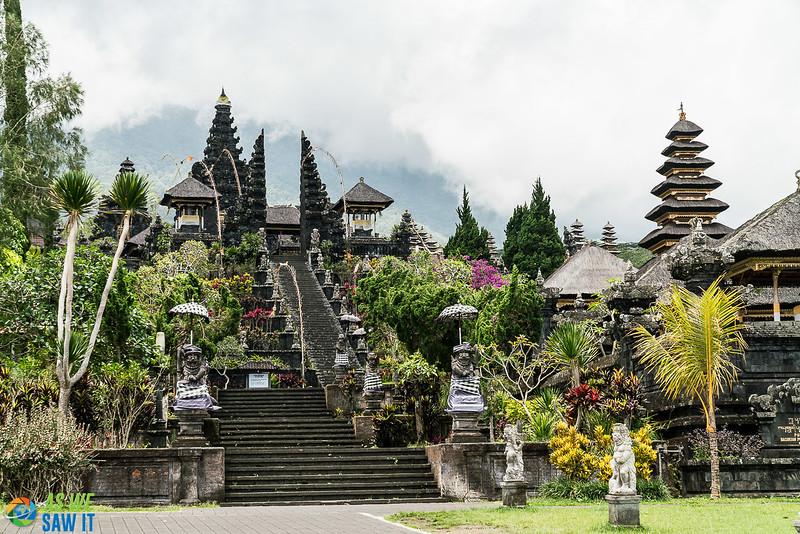 Pura Besakih the mother temple of bali