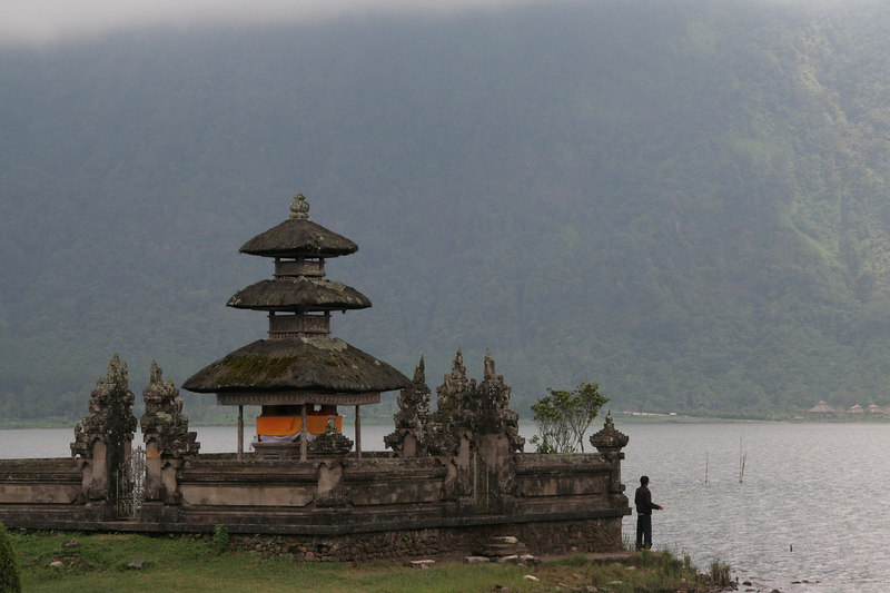 Temple by the Water