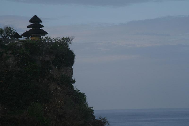 Cliffside Temple