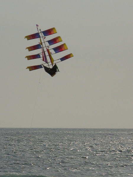 Sailing or Flying?
