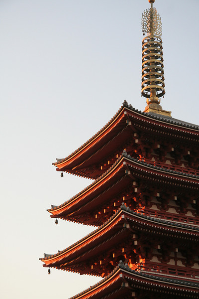 Five Storeyed Pagoda