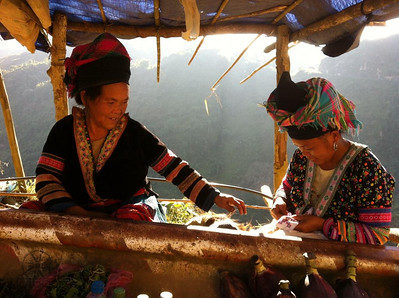 Visit the hill tribes of Northern Vietnam