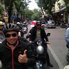 Hanoi by motorbike