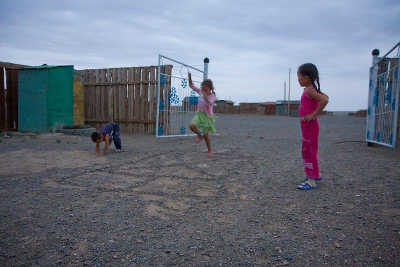 Desert Hopscotch