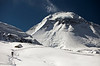 """Beneath the Giant IV""<br /> <br /> Dhaulagiri (8167 m)."