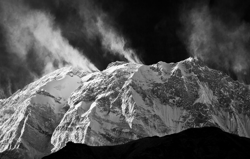 """""""Annapurna Moods IV"""""""