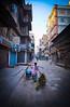 """Scenes from Kathmandu IV"""