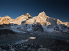 """Khumbu Sunset"", Kala Pattar, Nepal."