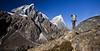 """Scenes from the Khumbu XXXIII""<br /> <br /> Past Cholatse towards Dzongla."