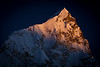"""Scenes from the Khumbu IX""<br /> <br /> Nuptse, 7864 m."