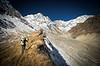 """Scenes from the Annapurna Area XXIV""<br /> <br /> Annapurna South."