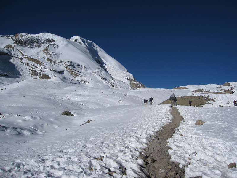 Trail to Thorung La