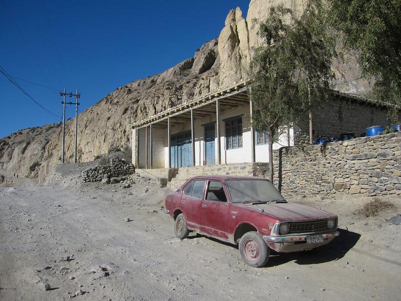 Corolla Parking