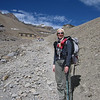 My arrival to High Camp