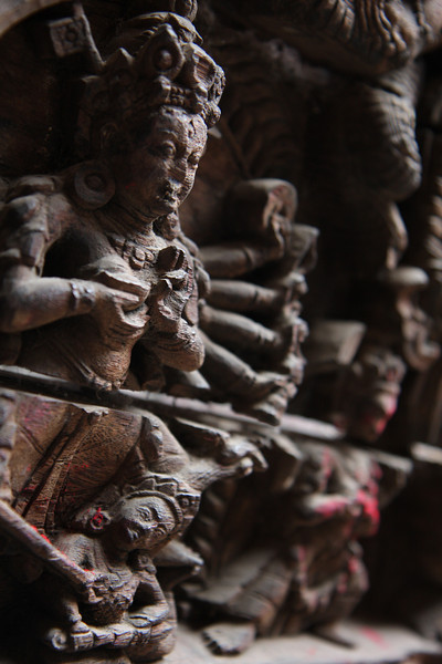 Wooden Gods