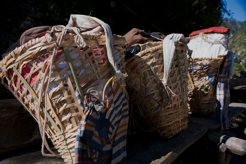 Baskets of Burden