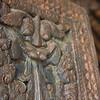 Wood Temple Carvings