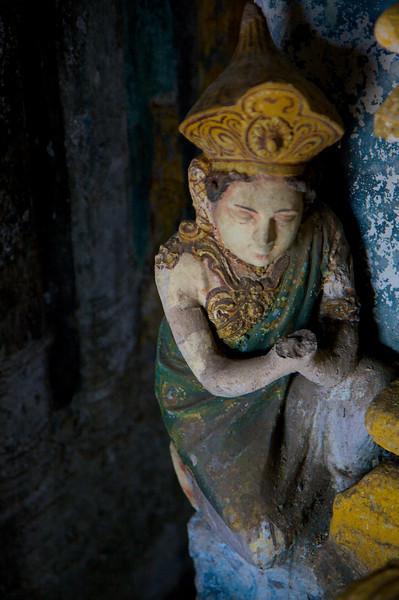 Inside Stone Temple