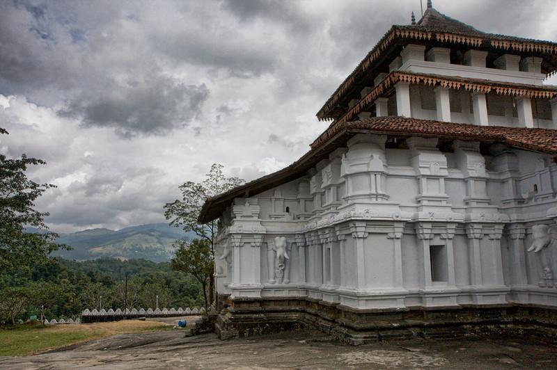 Brick Temple